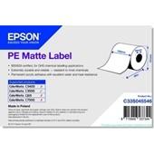 Epson C33S045546 - PE Matte Label - Continuous Roll: 102mm x 29m