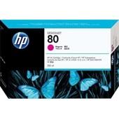 HP DesignJet 1050 - No. 80 C4847A Druckerpatrone - 350 ml Magenta