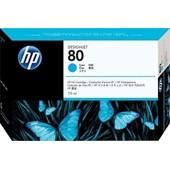 HP DesignJet 1050 - No. 80 C4872A Druckerpatrone - 175ml Cyan
