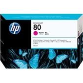 HP DesignJet 1050 - No. 80 C4874A Druckerpatrone - 175ml Magenta