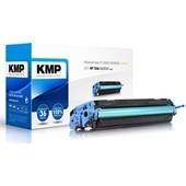 HP Color Laserjet 1600 - erstzt Q6002A 124A Toner Rebuilt - 2.000 Seiten Yellow