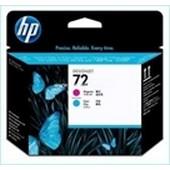 No. 72 - C9383A - HP Printhead Magenta-Cyan