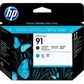 HP C9460A - HP Printhead No.91 - Matt Schwarz für HP Designjet Z-6100