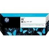 HP C9464A - HP Tintenpatrone No.91 - 775ml Schwarz für HP Designjet Z-6100