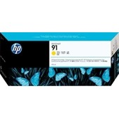 HP C9469A - HP Tintenpatrone No.91 - 775ml Yellow für HP Designjet Z-6100