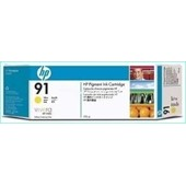 HP C9485A - HP MultiPack Tinte No.91 - 3 x 775 ml Yellow