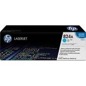 HP Color Laserjet CP6015 - Toner CB381A 824A - 21.000 Seiten Cyan