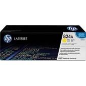 HP Color Laserjet CP6015 - Toner CB382A 824A - 21.000 Seiten Yellow