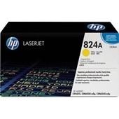HP Color Laserjet CM-6040 - CB386A 824A Belichtungstrommel 35.000 Seiten Yellow