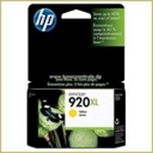 HP Druckerpatrone No. 920XL CD974AE Yellow 700 Seiten
