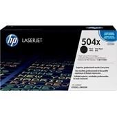 HP Color LaserJet CP 3530 - Toner CE250X 504X - 10.000 Seiten Schwarz