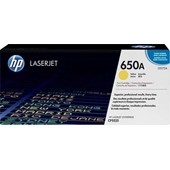 HP Color LaserJet CP5525 - Toner CE272A 650A - 15.000 Seiten Yellow