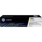HP CE312A - Toner 126A - 1.000 Seiten Yellow