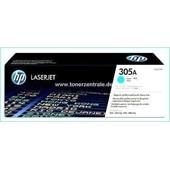 HP LaserJet Pro 400 - Toner CE411A No. 305A - 2.600 Seiten Cyan