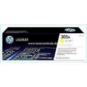 HP LaserJet Pro 300 - Toner CE412A No. 305A - 2.600 Seiten Yellow
