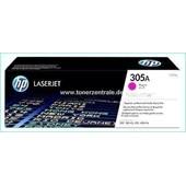 HP LaserJet Pro 400 - Toner CE413A No. 305A - 2.600 Seiten Magenta
