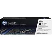 HP CF210XD - Toner 131X - Doppelpack je 2.400 Seiten Schwarz