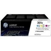 HP PRO M252 - MultiPack CF253XM 201X Toner C,M,Y je 2.300 Seiten