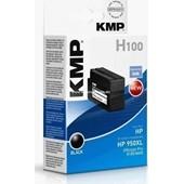 KMP H100 (ersetzt HP No.950XL CN045AE) Tinten Druckkopf 2.300 Seiten Schwarz