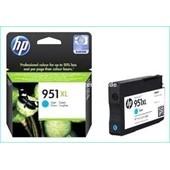No. 951XL (CN046AE) HP Officejet Pro 8100-8600 - Tinten Druckkopf 1.500 Seiten Cyan