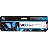 HP 980 - Druckkopf D8J07A - 6.600 Seiten, 86,5 ml Cyan