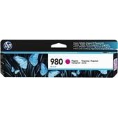 HP 980 - Druckkopf D8J08A - 6.600 Seiten, 80,5 ml Magenta