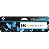 HP 980 - Druckkopf D8J09A - 6.600 Seiten, 80,5 ml Yellow