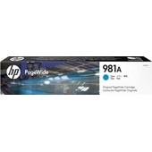 HP Enterprise 586 - J3M68A 981A Druckerpatrone - 6.000 Seiten Cyan