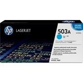 HP Color Laserjet 3800-CP3505 - Toner Q7581A 503A 6.000 Seiten Cyan
