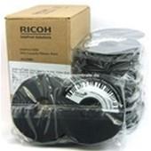 6 x Original Farbband - 39U2551 41U1680 IBM Ricoh 50 MIO Zeichen Ultra Capacity Nylon schwarz