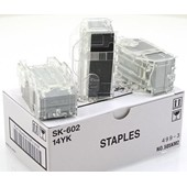 Konica Staples - Heftklammern SK602 14YK - 3 x 5.000 Stück
