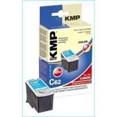 KMP C62 (ersetzt Canon CL38) Inkcatridge (9ml) Color
