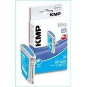 KMP H72 Tintenpatrone - ersetzt HP 940XL-C4907A - (1.400 Seiten) Cyan