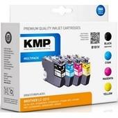 KMP B101V ersetzt Brother LC3213 Bk,C,M,Y