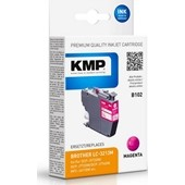 KMP B102 ersetzt Brother LC3213M Magenta 400 Seiten