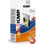 KMP-B40 - Tintenpatrone (ersetzt Brother LC1240Y) 1.000 Seiten Yellow