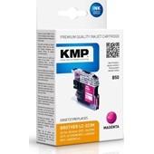 KMP B50 ersetzt Brother Druckerpatrone LC223M Magenta 550 Seiten