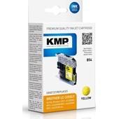KMP B54 ersetzt Brother Druckerpatrone LC225Y XL Yellow 1.200 Seiten