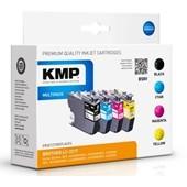 KMP B58V ersetzt Brother MultiPack LC3217 Bk C M Y