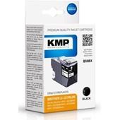KMP B58BX ersetzt Brother LC3219BK XL Druckerpatrone Schwarz 2.800 Seiten