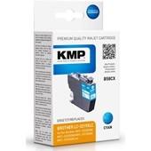 KMP B58CX ersetzt Brother LC3219C XL Druckerpatrone Cyan 1.500 Seiten