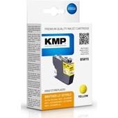 KMP B58YX ersetzt Brother LC3219Y XL Druckerpatrone Yellow 1.500 Seiten