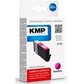 KMP C113 ersetzt Canon Druckerpatrone CLI581 XXL Magenta 760 Seiten