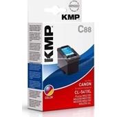 KMP C88 Tintenpatrone - ersetzt Canon CL541XL - 400 Seiten Color