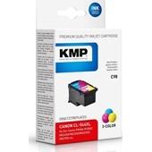 KMP C98 - ersetzt Canon Druckerpatrone CL546XL Color 300 Seiten