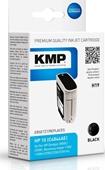 KMP H19 Refill Tintenpatrone (ersetzt HP No.10-C4844A) 69ml Schwarz