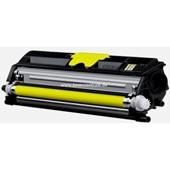 Konica Magicolor 1600 - ersetzt A0V306H Rebuilt Toner - 2.500 Seiten Yellow
