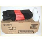 Kyocera FS2000, FS3900, FS4000 - Toner TK310 Schwarz 12.000 Seiten