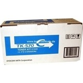 Kyocera FS C5400 - Toner TK570C Cyan 12.000 Seiten