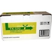 Kyocera FS C5400 - Toner TK570Y Yellow 12.000 Seiten
